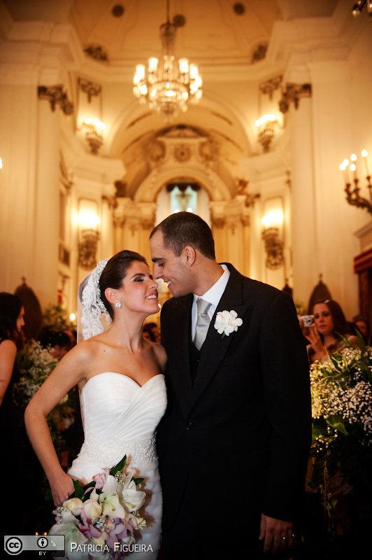 Foto de casamento 1292 de Juliana e Rafael. Marcações: 16/07/2010, Casamento Juliana e Rafael, Rio de Janeiro.