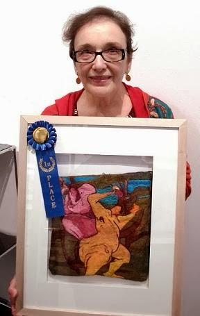 """1st Place: """"Before the Fall"""" by Gloria Henderson."""