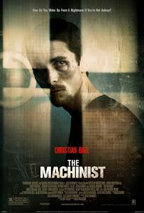 Gã Thợ Máy - The Machinist poster