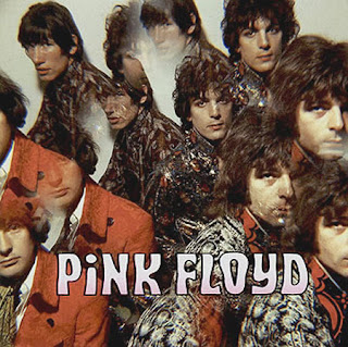Pink Floyd - The Piper at the Gates of Dawn album cover