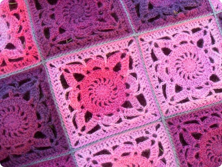 Pink varme til kolde dage