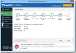 برنامج أنتى مالوير بايتس مكافح التجسس والبرامج الضارة Malwarebytes 3.1.2 -3