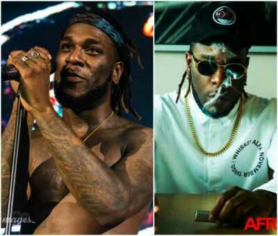 Don't listen to my music if you are not a fan - Burna boy