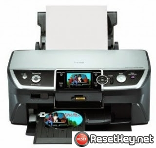 Reset Epson R380 Waste Ink Pads Counter overflow problem