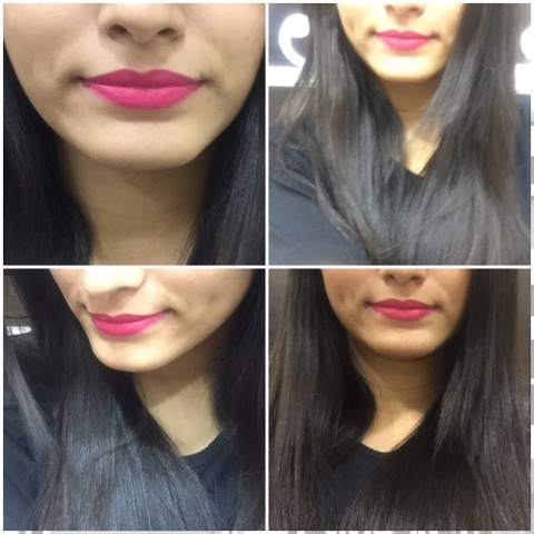 Faces Ultime Pro Starry Matte Lip Crayon Hot Wired 04.