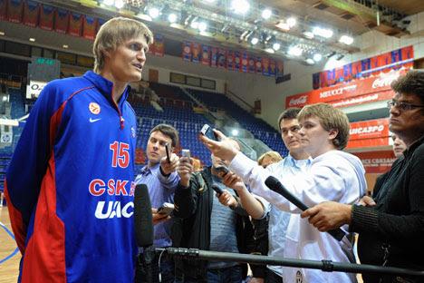 Andrei Kirilenko (CSKA Moscú)