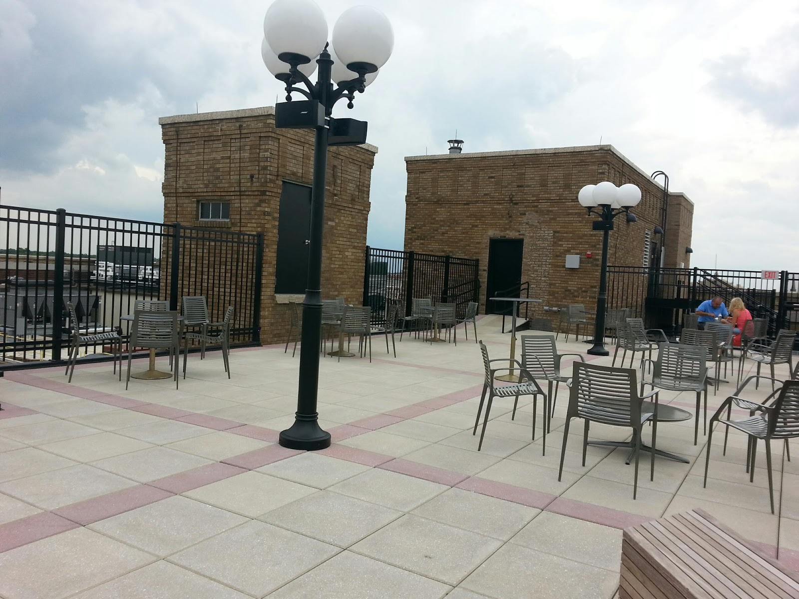 Embassy Theatre Rooftop Patio Open On Wednesday Evenings In Summer