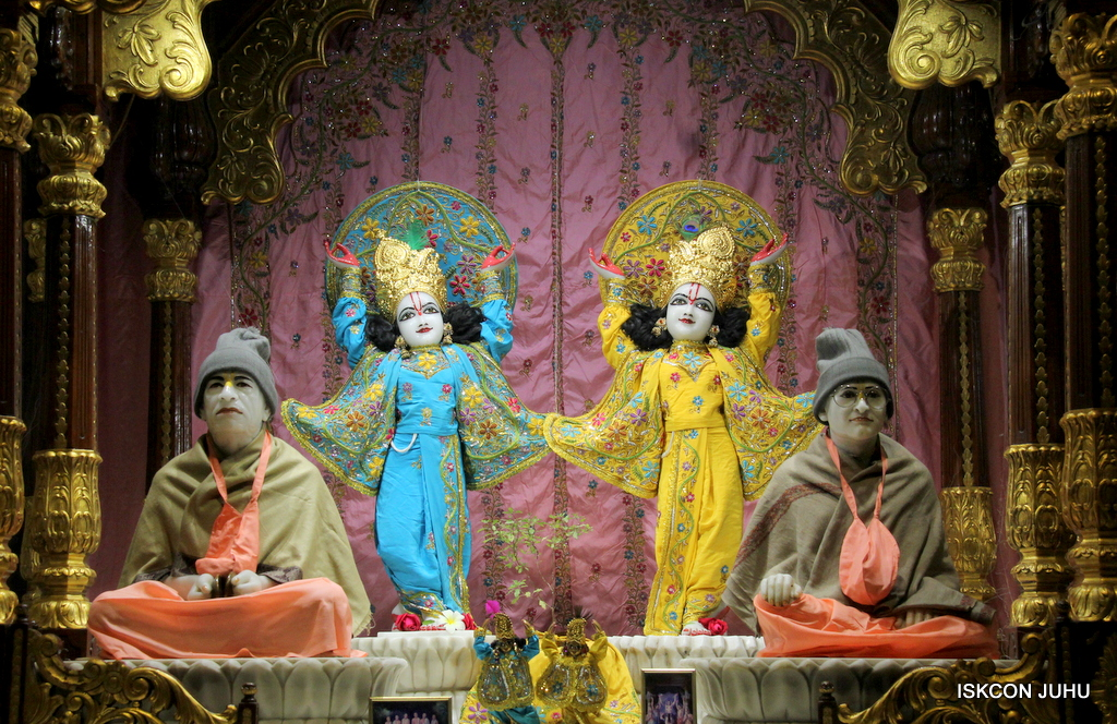 ISKCON Juhu Mangal Deity Darshan on 18th Jan 2017 (29)