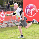 OIC - ENTSIMAGES.COM - Chris Chittell at the  Virgin Money London Marathon on Blackheath in London, England. 24th April 2016 Photo Mobis Photos/OIC 0203 174 1069