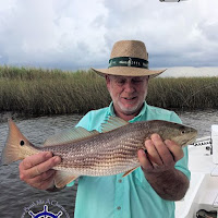Tommy with a slot Redfish 09-24-2018