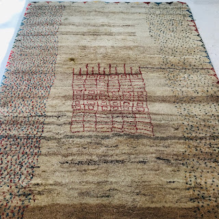 Gabbeh Handmade Wool Area Rug