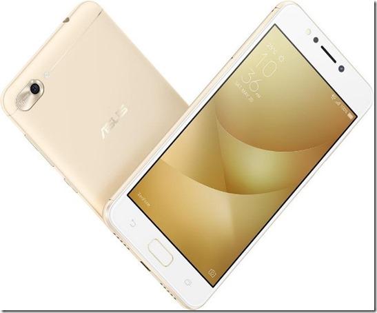 Harga dan Spesifikasi Asus Zenfone 4 Selfie Lite ZB520KL
