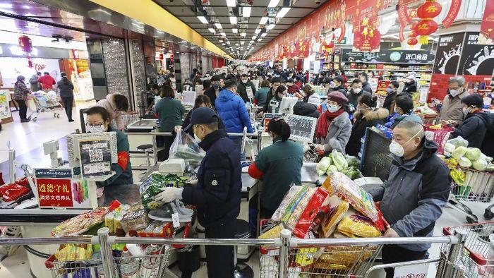 Ekonomi China Mulai Tumbang Akibat Virus Corona