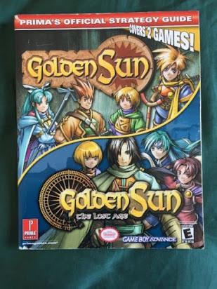 trucos para golden sun 2 game boy advance