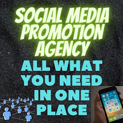 SocialMedia Promotions Agency : All what do you need for your Business growing in one Place