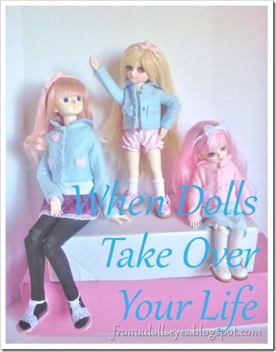 12 Ways to tell that your ball jointed dolls have taken over your life