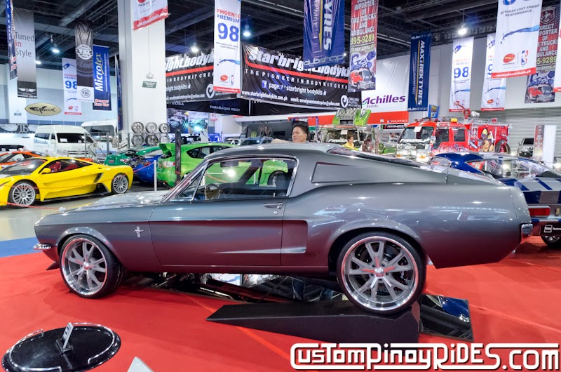 Custom 1967 Ford Mustang Fastback GT by Alex Restoration Custompinoyrides Car Photography Manila Philippines Philip Aragones THE aSTIG pic7