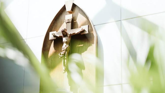 Chúa Giêsu còn tiếp tục chịu khổ nạn