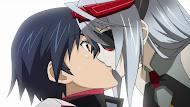 infinite stratos Laura Bodewig kiss orimura Ichika