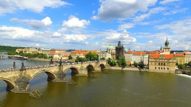 Wochenend- oder Wochenausflug nach Prag