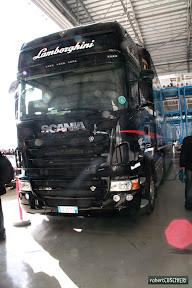 Scian Lamborghini truck
