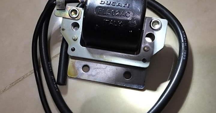 Jual Koil Ducati (NOS) Bikinan Italy - LAPAK MOBIL DAN ...