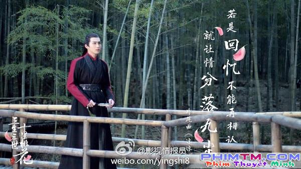 """Không thể nhận ra nổi Lưu Thi Thi vì đoàn phim """"Túy Linh Lung"""" dùng photoshop quá """"có tâm"""" - Ảnh 13."""