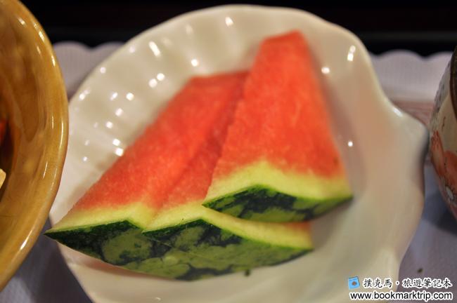 三好狸日式定食四季果物