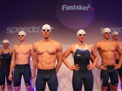Londres: Ayudan los trajes de baño a ganar medallas