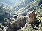 le canyon du Haut Chassezac
