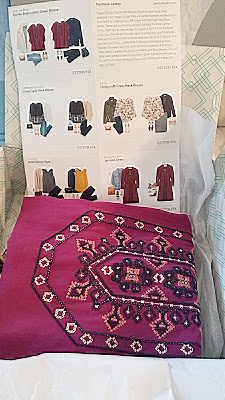 Stitch Fix Box Review March 2016