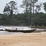 Busua Beach à l'ouest de Sékondi (Western region, Ghana), 24 décembre 2009. Photo : Henrik Bloch