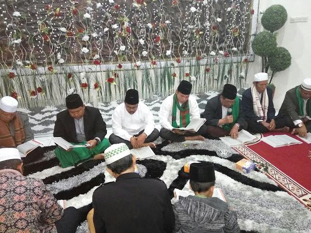 Ribuan Warga Ikuti Nusantara Mengaji di Rumdis Wabup Kerinci