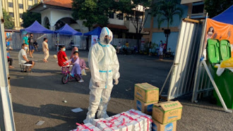 RS Darurat Asrama Haji Kini Rawat 98 Pasien OTG Covid-19