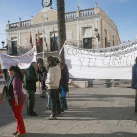 Concentración Plaza de España