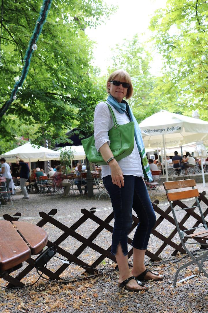 GreenTurquoiseScarf 4