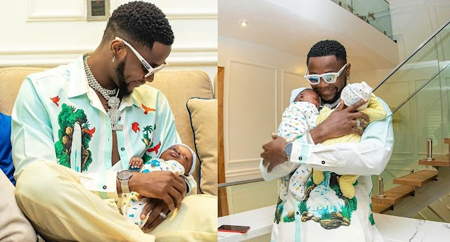 """""""i lost Jamal"""" - Kizz Daniels says he lost one of his Son, Gifts other 2-Bedroom Luxurious Penthouse [Photos]"""