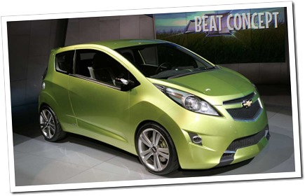 Chevrolet Beat Concept - autodimerda.it