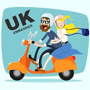 Embassies consulates in UK