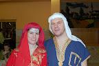 Marcel a Silvia z Arábie