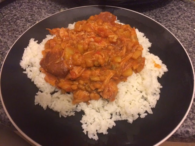 slimming world campfire stew