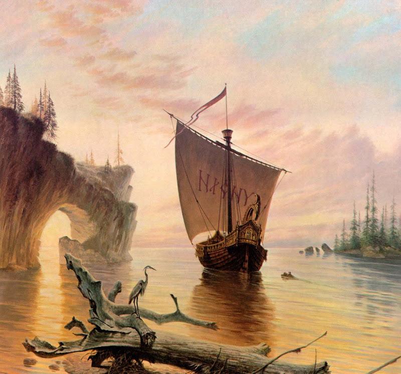 Sweet Ship, Fantasy Scenes 1