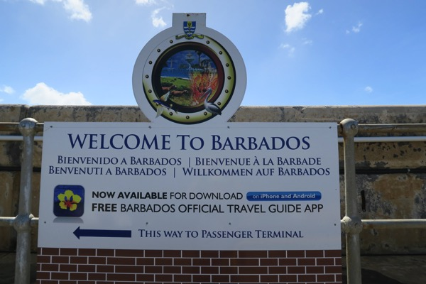 Welcome Barbados
