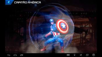Capitão América - Os Vingadores