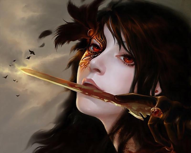 Dark Creature Of Agony, Demonesses 2