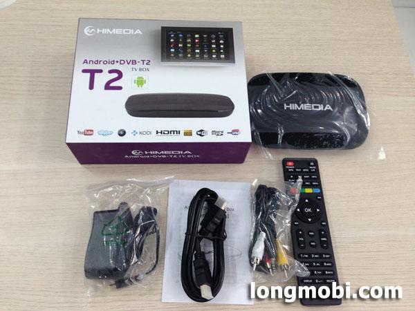 Đầu phát HD Himedia T2 Thái Nguyên