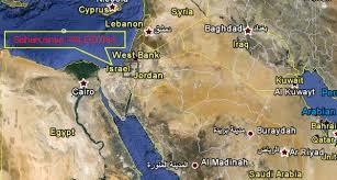 Menyoal Peta palestina yang di hapus sepihak oleh google