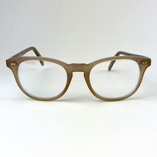 Cutler and Gross Rx Eyeglasses