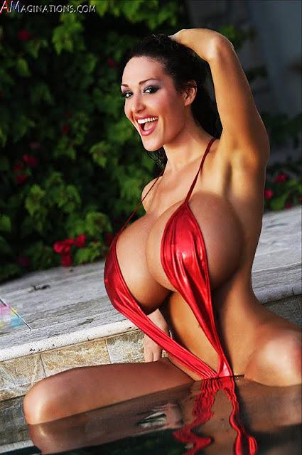 Najome Colon breast expansion morph