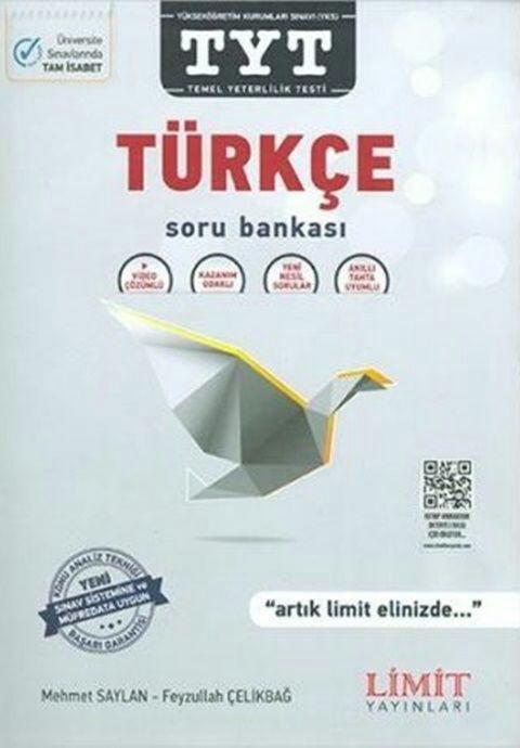 Limit Yayınları TYT Türkçe Soru Bankası 2019-2020